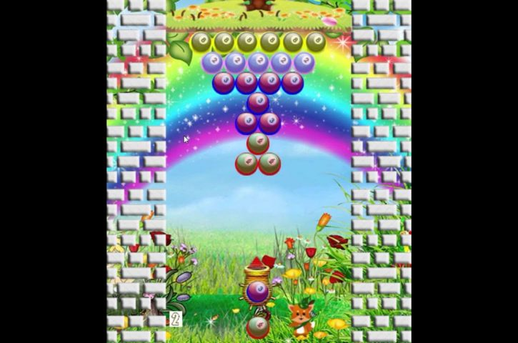 About The Classic Bubble Shooter Games