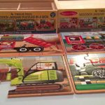 Melissa & Doug Wooden Puzzles Help Toddler Development